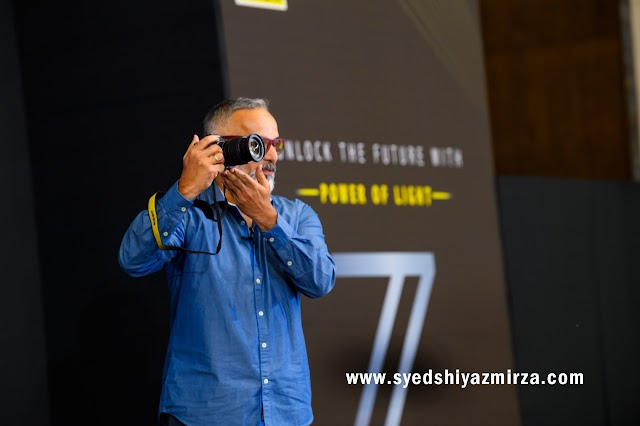 Nikon Full frame Mirrorless Camera; Kerala Launch-Photos