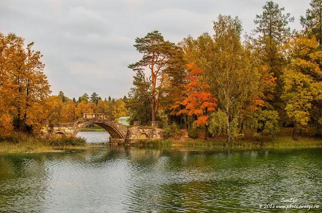 Осенняя Гатчина