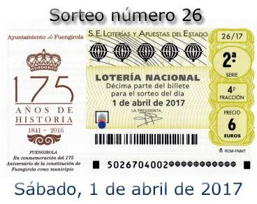 loteria nacional del sabado 1 de abril de 2017