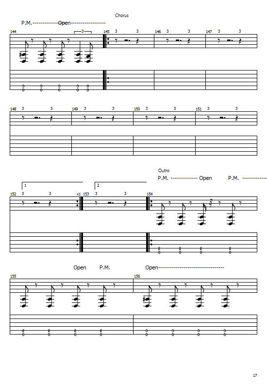 Eminem - Lose Yourself (Guitar Cover) (Chords & Key) (Guitar Lessons) Tabs & Sheet Music