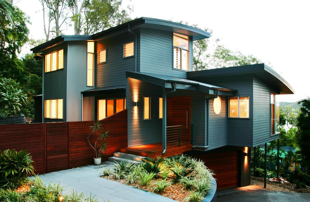 New home designs latest modern homes designs ideas - Minimalist house exterior design ...