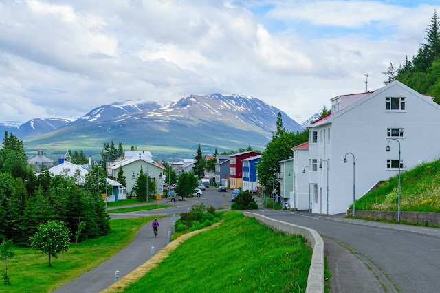 A weekend in the North of Iceland