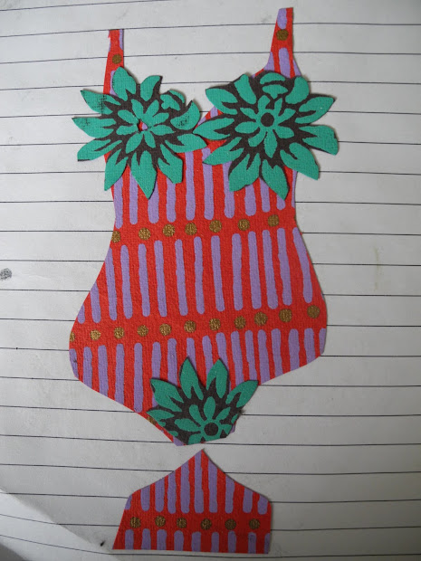 Dress Makes Woman Small Paper Sketchs Of Circus Costumes