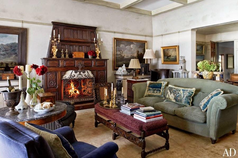 Fiorito Interior Design The Tradition of The Gatehouse