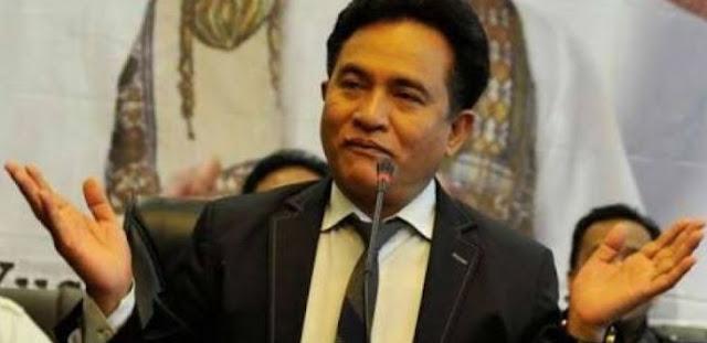 """Yusril Curhat Kekecewaan Terhadap Kubu Prabowo, """"Jangan Salahkan Saya…"""""""