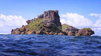 Pantai Watu Kodok Gunung kidul