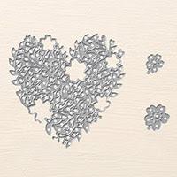 (140621) Thinlits Blühendes Herz