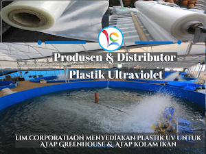 Manfaat Plastik Uv - Manfaat Plastik Uv Untuk Atap Bak Ikan