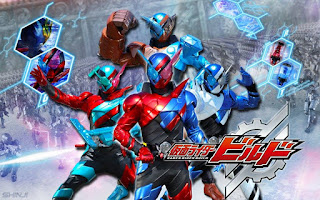 Kamen Rider Build – Episódio 40