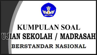 Contoh Soal USBN Bahasa Indonesia SD 2017/2018 dan Pembahasannya