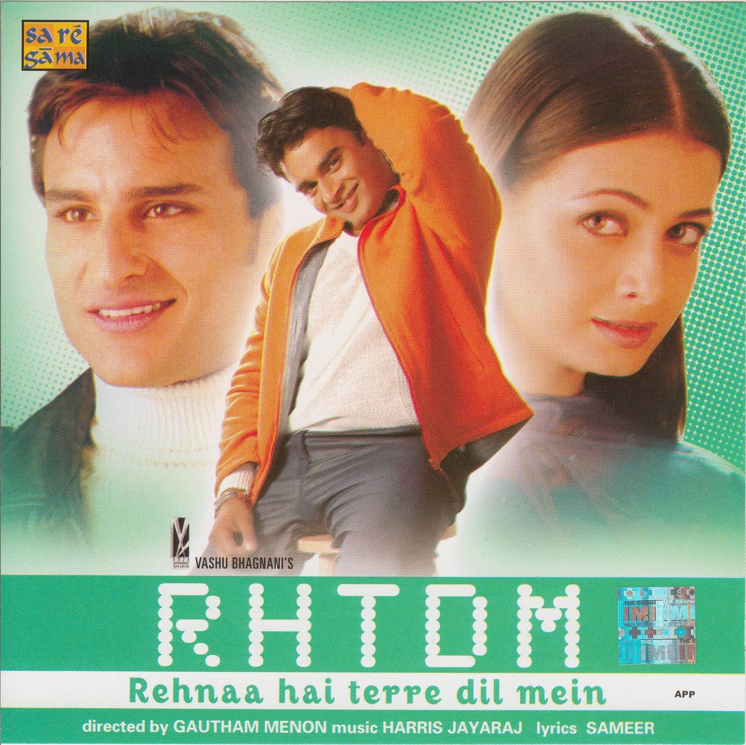 Dil Deewana Song Free Download: Download Rehnaa Hai Terre Dil Mein Free