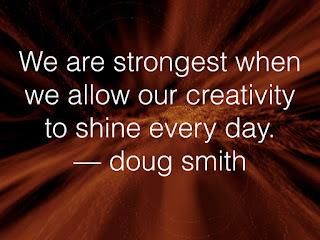 Creativity Quotes - doug smith