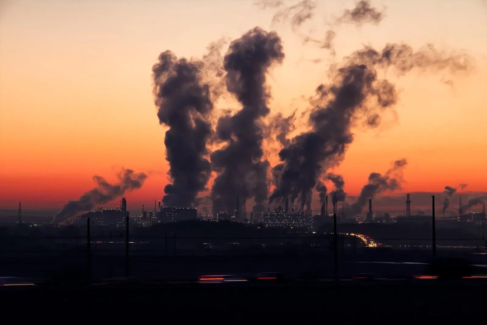 Polusi Udara Memangkas Umur