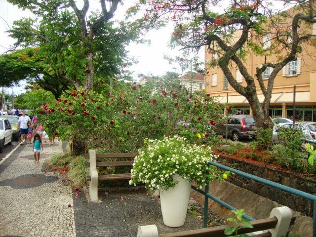 Jardins da Avenida, em Águas de São Pedro