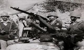 जब 2000 पाकिस्तानी सैनिकों पर भारी पड़े 90 भारतीय सैनिक