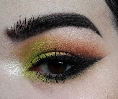 Maquillage Greenery