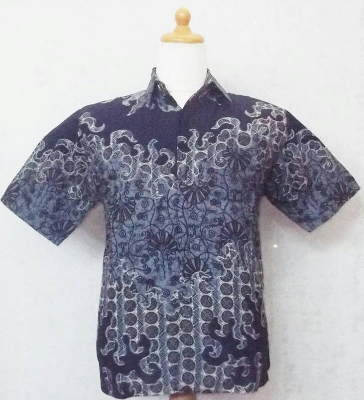 Model Batik Orang Tua
