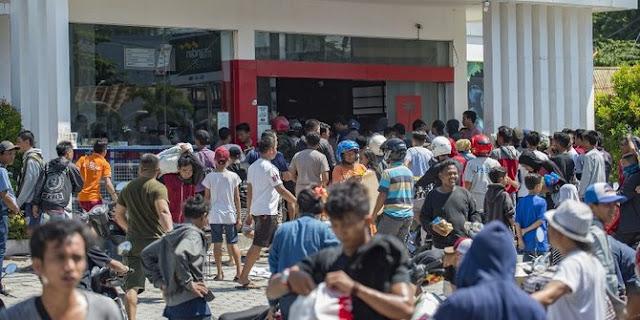 Maraknya Penjarahan di Kota Palu! Ini Aturan Negara Juga Agama