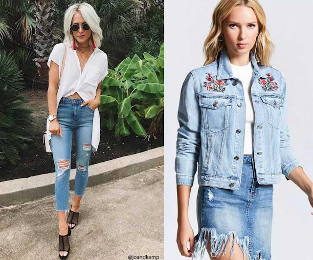 casaca jeans