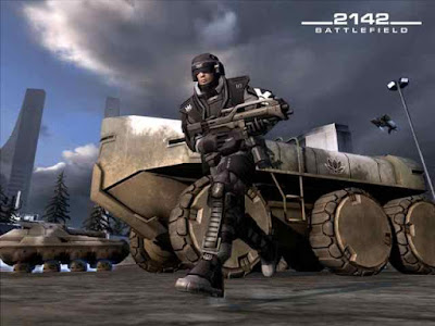 Battlefield 2142 PC Game Download
