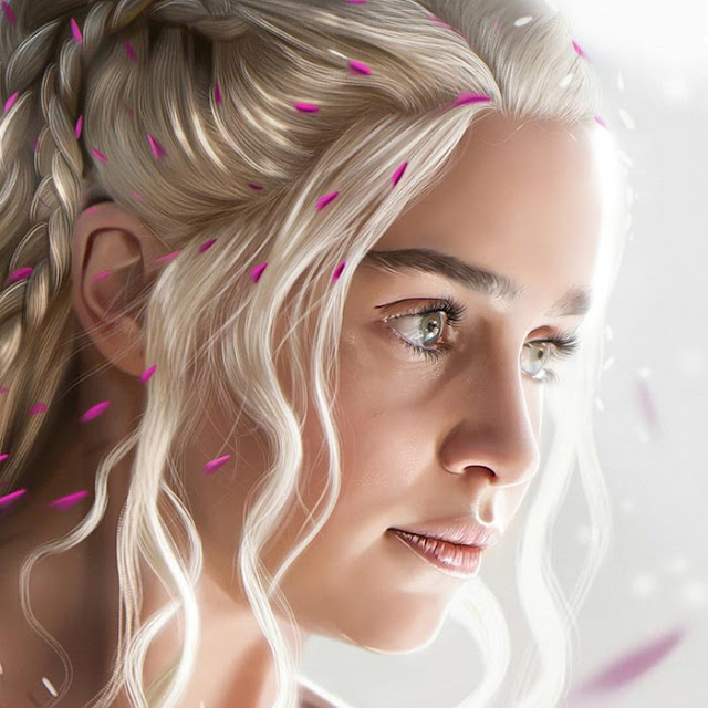 Game of Thrones - The Mother Of Dragons Wallpaper Engine