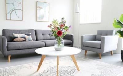 sofa ruang tamu sempit