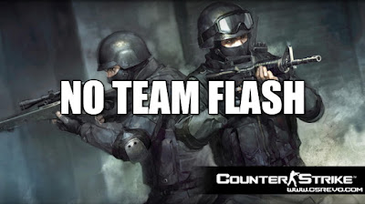 Plugin - No Team Flash (Flash Amiga), anti flashbang bug, no flash team