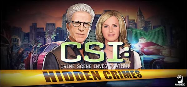 CSI Hidden Crimes v2.60.2 APK Mod