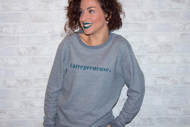 meuf - paris - sweat - entrepreneuse