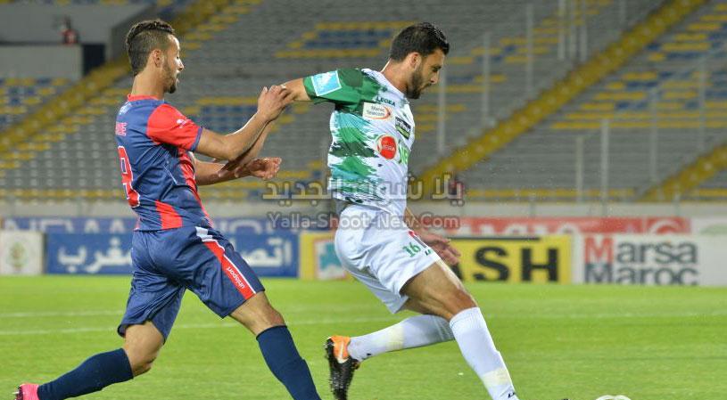 موعد مباراة أولمبيك آسفي ورجاء بني ملال اليوم الاحد 10-11-2019 الدوري المغربي