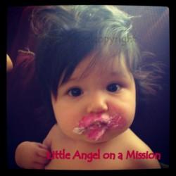 Carol of Little Angel on a Mission