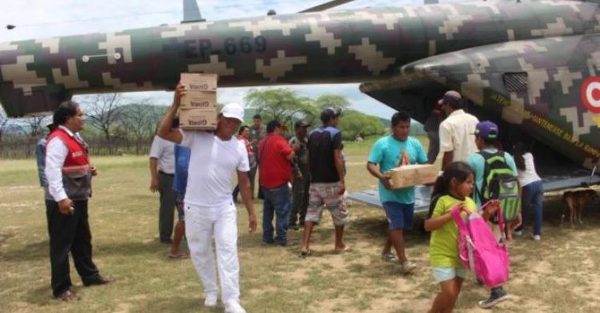 QALI WARMA: Garantizan entrega de alimentos a instituciones educativas ubicadas en pueblos aislados por desbordes de ríos en Tumbes - www.qaliwarma.gob.pe