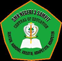 Logo SMK Negeri 3 Sampit
