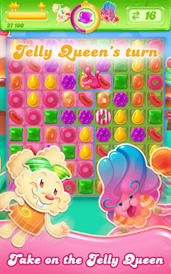 Candy Crush Jelly Saga v1.27.1 Mod Apk.2