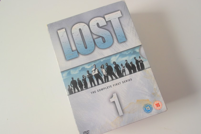 my favourite tv shows lost