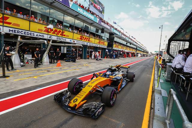 Formula 1 Australian GP 2019
