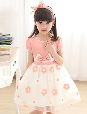 vestidos de niña para clausura