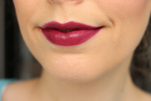 Maybelline Vivid Matte Liquid Possessed Plum