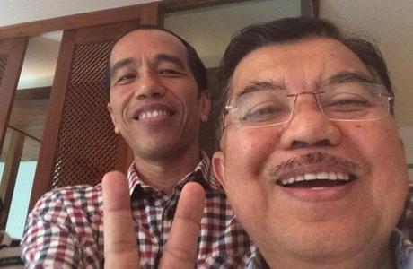 Tjahjo Kumolo Usulkan JK Jadi Ketua Timses Jokowi, Ini Kata Golkar