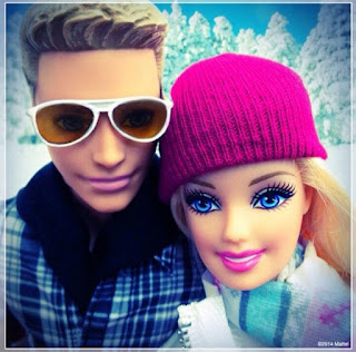 barbie couple pic