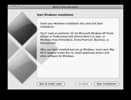 Hướng Dẫn Cách Cài Đặt Windows Trên Máy Tính Macbook 4