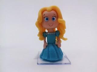 Alice in Wonderland de biscuit