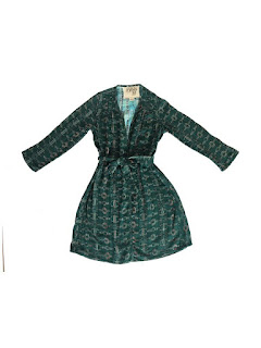 Ace & Jig Emerald Camden Duster