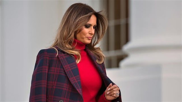 US First Lady Melania Trump orders White House tree from 1800s to be removed