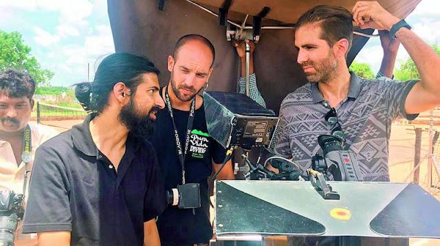 Hollywood Cameraman lensman Roped for Mahanati
