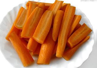 Klarstein Fruitpresso 2G, piatto di carote