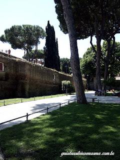 Jardim das Laranjeiras Roma - Jardim das Laranjeiras