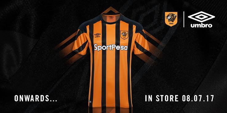 Hull City 17-18 Home Kit Released + WWF Kit Partnership Announced ... 08369e3a4