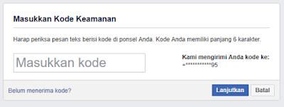 Cara Mudah Hack Facebook DenganMetode Lupa Password