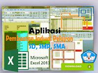 Unduh Aplikasi Pembuat Jadwal Pelajaran Terbaru